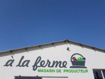A la ferme Mallemort/Pont Royal