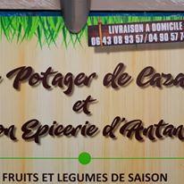 Le potager de Cazan