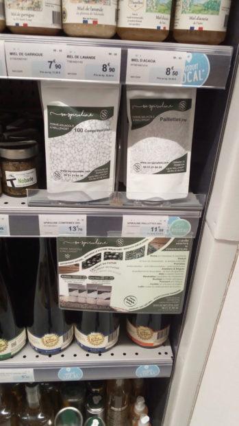 Supermarché Util Vernegues